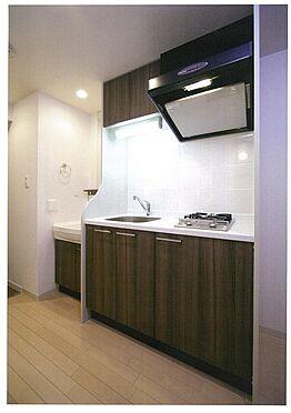 マンション(建物一部)-大阪市北区紅梅町 キッチン