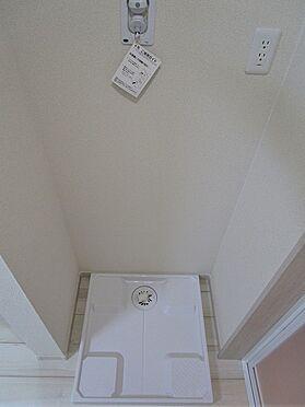 アパート-葛飾区堀切2丁目 人気設備の室内洗濯機置き場あり。
