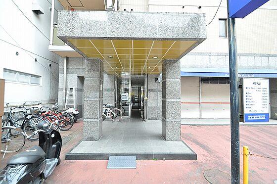 ビル(建物全部)-福岡市南区大橋1丁目 落ち着いた色合いの外観にマッチした入口