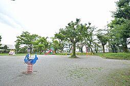緑豊かな公園近く生活環境も良好
