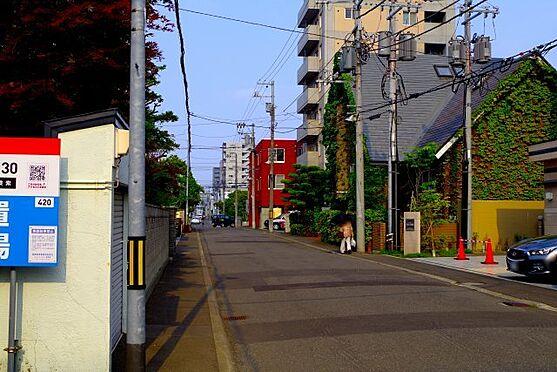 マンション(建物全部)-札幌市中央区南八条西14丁目 前面道路