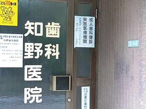 マンション(建物全部)-品川区小山5丁目 周辺環境:知野医院