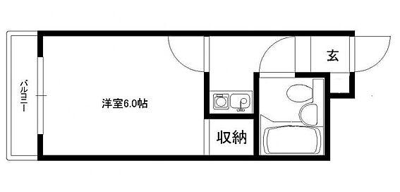 マンション(建物一部)-浜松市中区中沢町 中沢シティハイツガーデン間取り