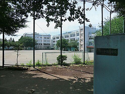 土地-杉並区井草1丁目 杉並区立中瀬中学校 (約1200M)
