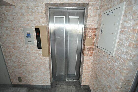 ビル(建物全部)-福岡市博多区千代2丁目 きちんとメンテナンスされたエレベーター
