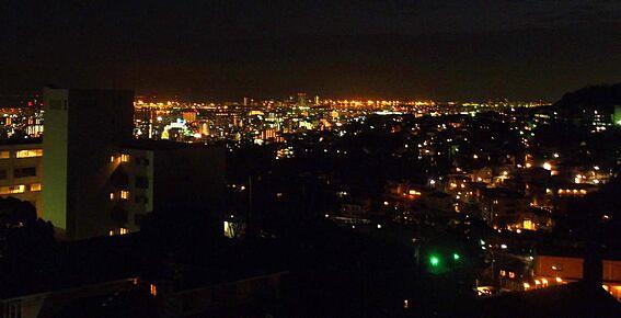 マンション(建物全部)-芦屋市山手町 神戸まで見える夜景
