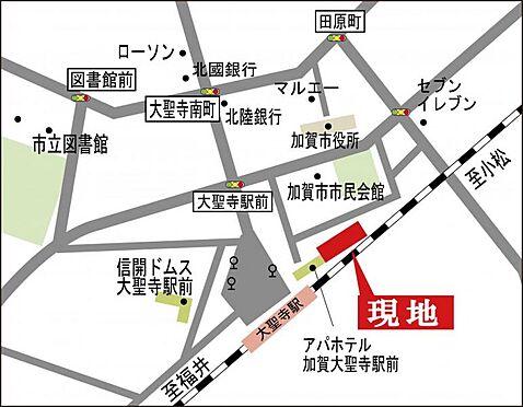 マンション(建物一部)-加賀市熊坂町 南面3室 ワイドバルコニー