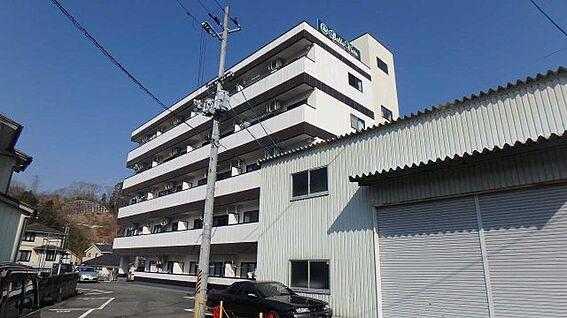 マンション(建物全部)-いわき市常磐湯本町山ノ神 外観