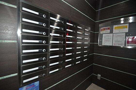 ビル(建物全部)-北九州市小倉北区片野4丁目 セキュリティ対策にもなるダイヤル式郵便ポスト