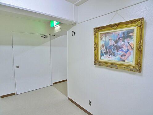 マンション(建物一部)-前橋市元総社町 廊下
