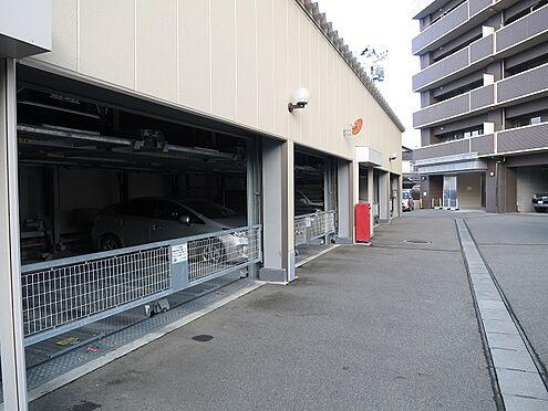 マンション(建物一部)-会津若松市中央3丁目 立体駐車場です