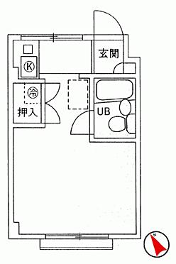 マンション(建物一部)-甲府市善光寺2丁目 間取り