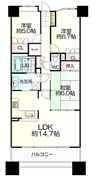 マンション(建物一部)-仙台市青葉区一番町2丁目 間取り