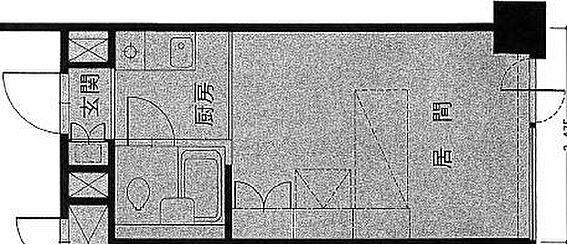 マンション(建物一部)-静岡市葵区七間町 間取り