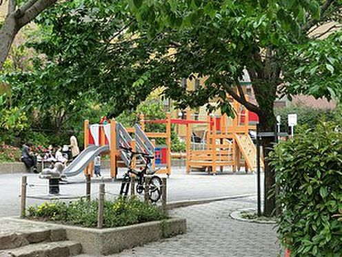 マンション(建物全部)-港区白金台4丁目 高松児童遊園