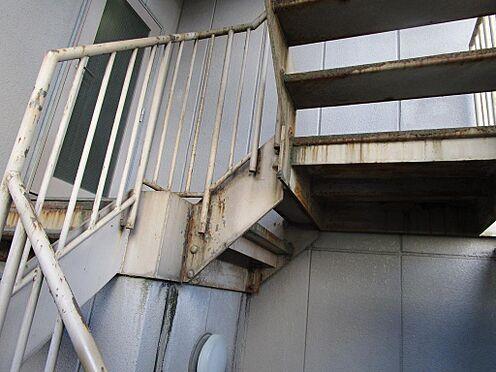 マンション(建物全部)-名古屋市東区代官町 鉄部の塗装工事もお任せ下さい
