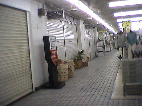 店舗(建物一部)-京都市上京区一色町 内装