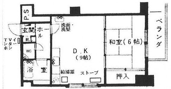 マンション(建物一部)-札幌市中央区南四条西13丁目 間取り