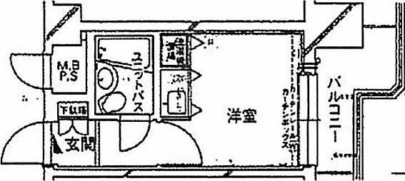 マンション(建物一部)-仙台市青葉区一番町1丁目 間取り