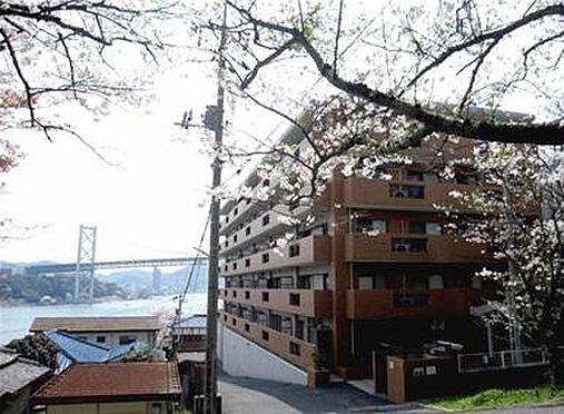マンション(建物一部)-下関市みもすそ川町 外観