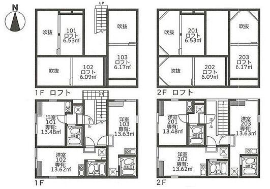 アパート-江戸川区南小岩8丁目 間取り