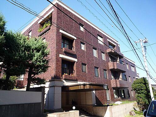 マンション(建物一部)-新宿区市谷左内町 築年20年超えとは思えない見た目。施工の良さと管理の良さを感じさせます。