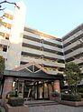 相鉄東急直通線予定の今、アツいエリア 綱島駅徒歩11分の好立地に佇む管理のしっかりした綺麗な総戸数188戸の大規模マンションです。