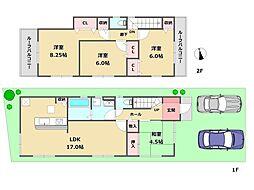 宝塚市逆瀬台2丁目