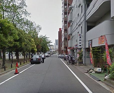 マンション(建物全部)-横浜市神奈川区反町1丁目 前面道路