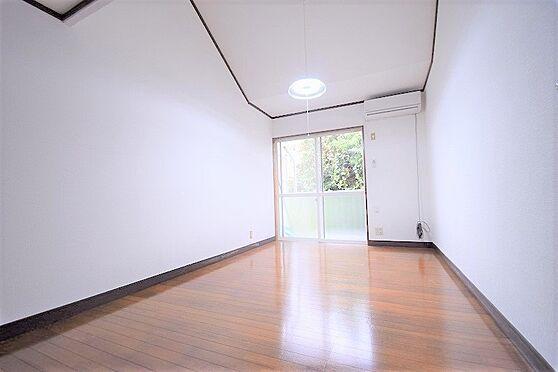 アパート-野田市山崎 広々とした日当たり良好の室内