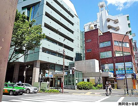 マンション(建物全部)-杉並区成田東4丁目 南阿佐ケ谷駅(現地まで400m)