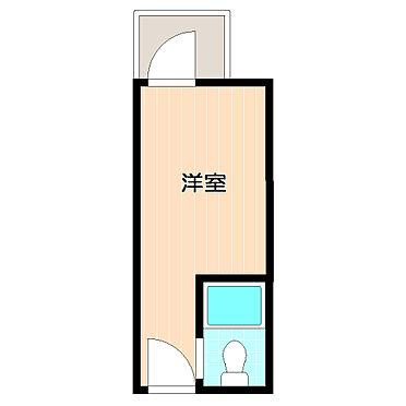 マンション(建物全部)-川崎市川崎区南町 シンプルで使いやすい間取り