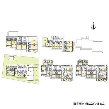 マンション(建物全部)-京都市伏見区下鳥羽上三栖町 間取り