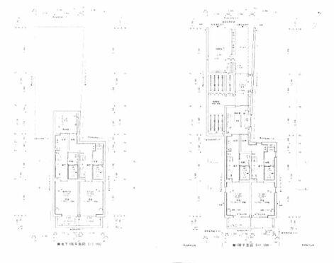 マンション(建物全部)-板橋区大和町 間取り