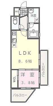 マンション(建物全部)-福岡市中央区今川1丁目 1LDKタイプ 5号室