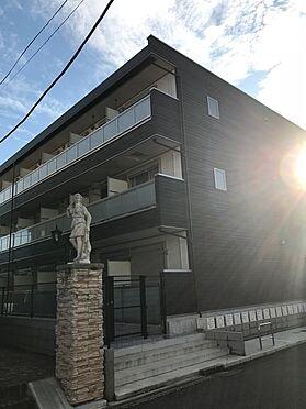 マンション(建物全部)-横浜市金沢区六浦1丁目 外観