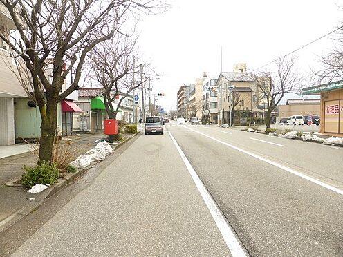 アパート-金沢市笠舞1丁目 前面道路