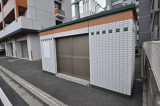 ビル(建物全部)-北九州市小倉北区片野4丁目 ゴミの飛散を防ぐ専用ゴミ置場