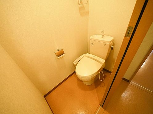 マンション(建物全部)-東広島市高屋町杵原 ウオシュレットを標準設置