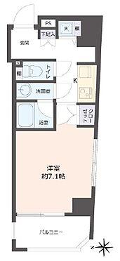 マンション(建物一部)-京都市上京区中小川町 間取り