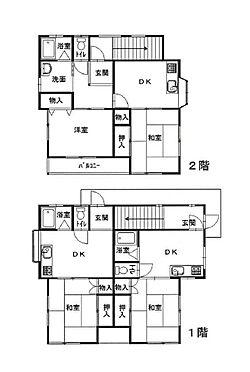 アパート-山武市椎崎 間取り