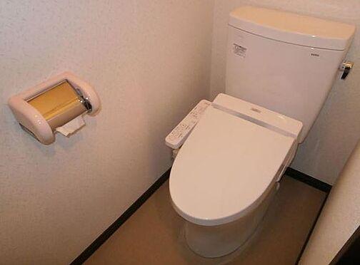 ビル(建物全部)-江東区森下3丁目 トイレ