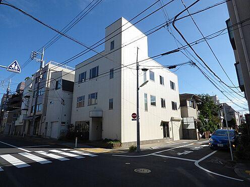 店舗事務所(建物全部)-世田谷区奥沢7丁目 公道2方向に面した角地です
