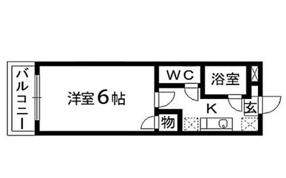 マンション(建物全部)-仙台市泉区歩坂町 間取り