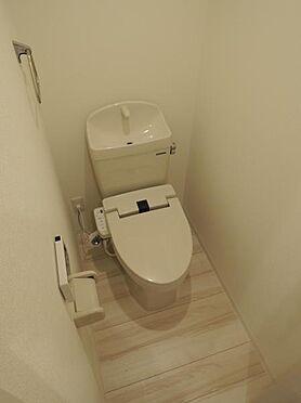 アパート-中野区中野3丁目 トイレ