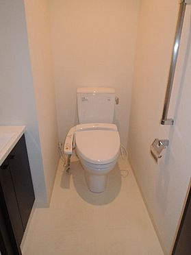 マンション(建物一部)-港区港南4丁目 トイレ