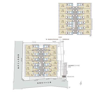 マンション(建物全部)-杉並区阿佐谷北3丁目 間取り