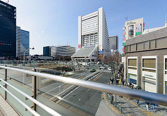 マンション(建物全部)-中野区中野3丁目 中野駅北口からみる「中野サンプラザ」