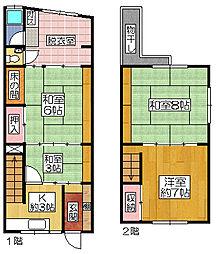 大阪市阿倍野区橋本町