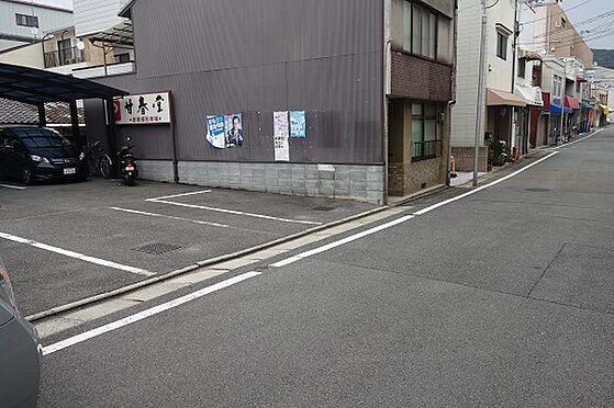 土地-京都市東山区鍵屋町 区画図